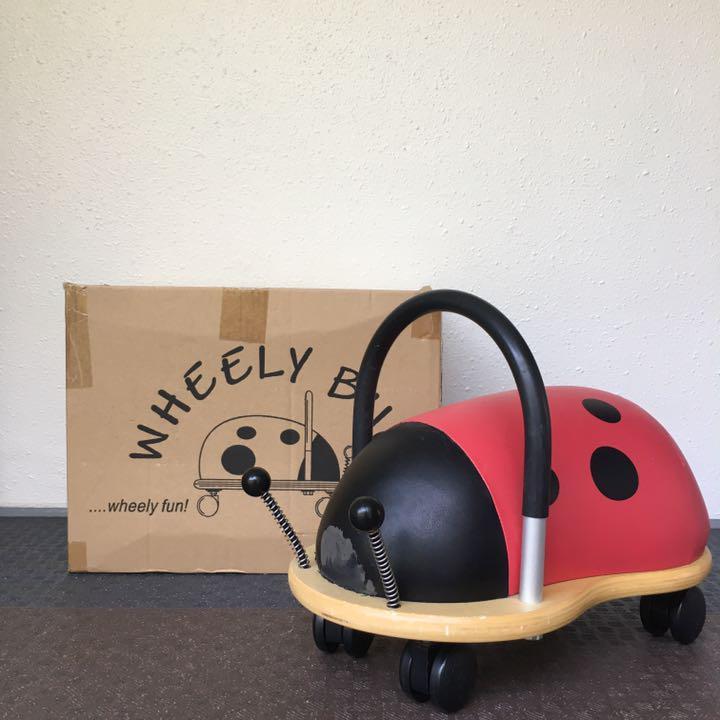 メルカリ - ウィリーバグ WHEELY BUG 【おもちゃ