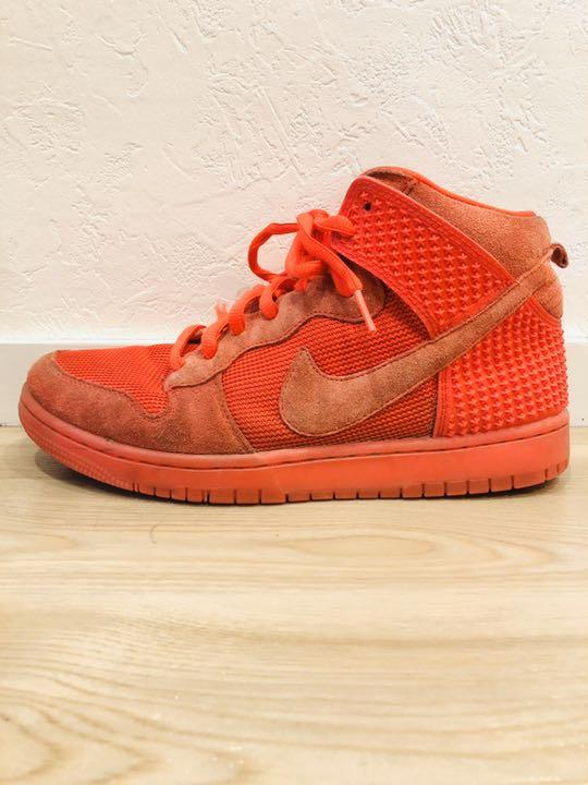 nike dunk red october
