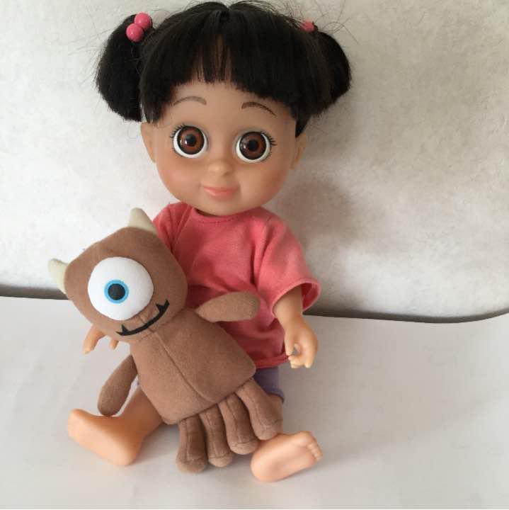 モンスターズインク ブー 人形