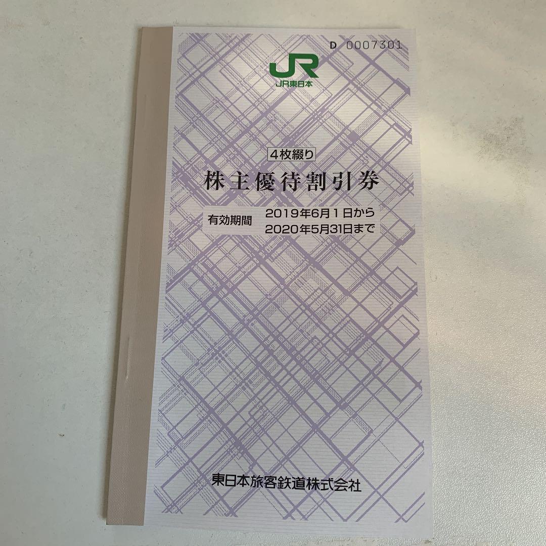 優待 jr 東日本 株主