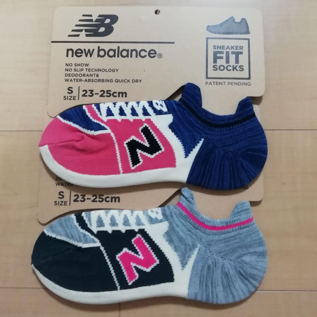 95ddbb778fed4 メルカリ - new balance 2足セット スニーカー靴下 スニーカーソックス ...