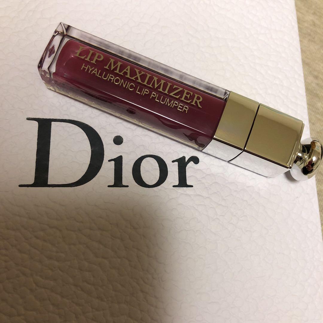super popular 83df1 0249a お値下げ☆Dior ディオール マキシマイザー006(¥2,900) - メルカリ スマホでかんたん フリマアプリ