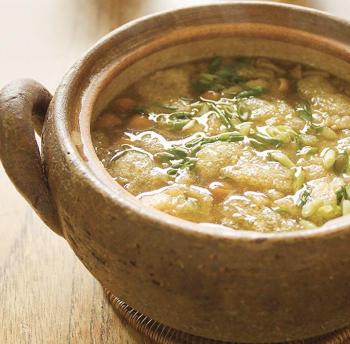 鍋 味噌汁