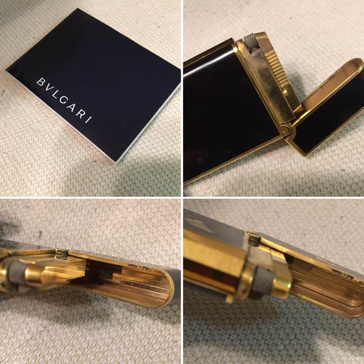 buy popular 9189b dba47 ブルガリ×デュポン ライター(¥60,000) - メルカリ スマホでかんたん フリマアプリ