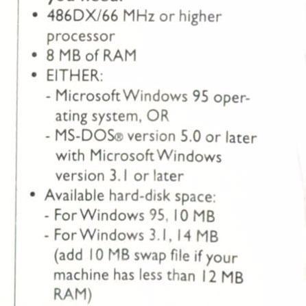 Windows 95 FURY3 シューティングゲーム 未開封品(¥700) - メルカリ スマホでかんたん フリマアプリ