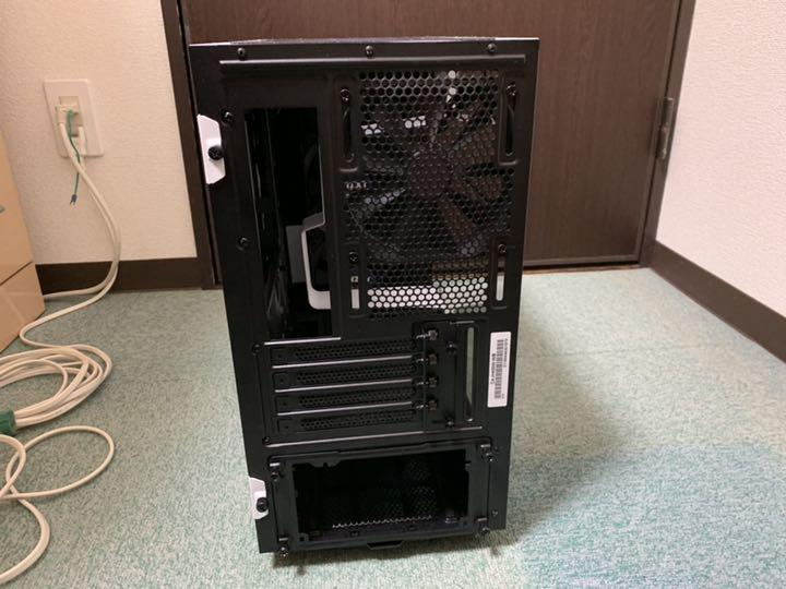 7dfc51fc72 メルカリ - NZXT H400i CA-H400W-WB ミニタワーPCケース 【PCパーツ ...