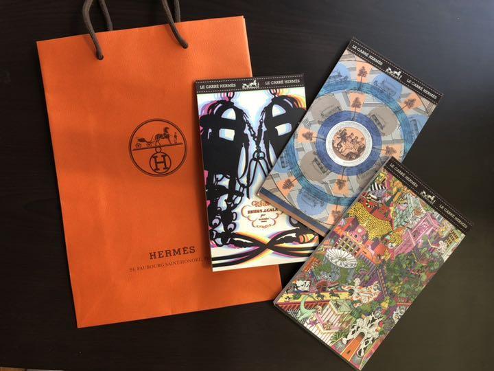 98b8d8d4c29d メルカリ - エルメス ショップ袋 カタログ 【エルメス】 (¥1,799) 中古や ...