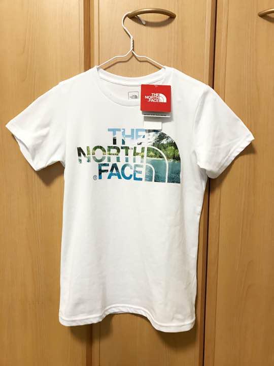 THE NORTH FACE(ノースフェイス) Tシャツ レディース Sサイズ(¥3,500) , メルカリ スマホでかんたん フリマアプリ
