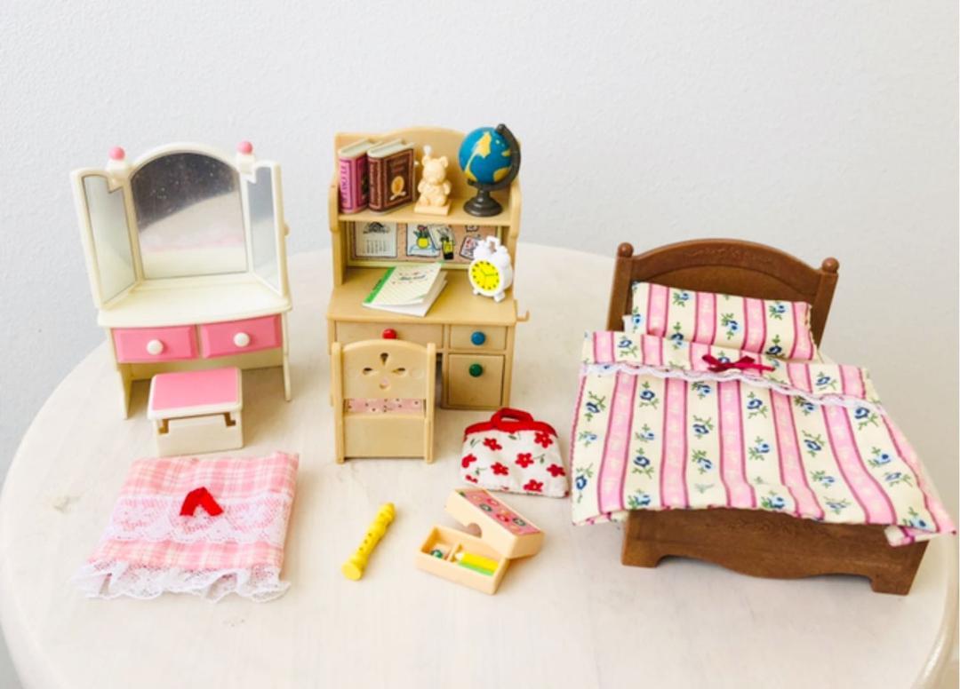 女の子の家具