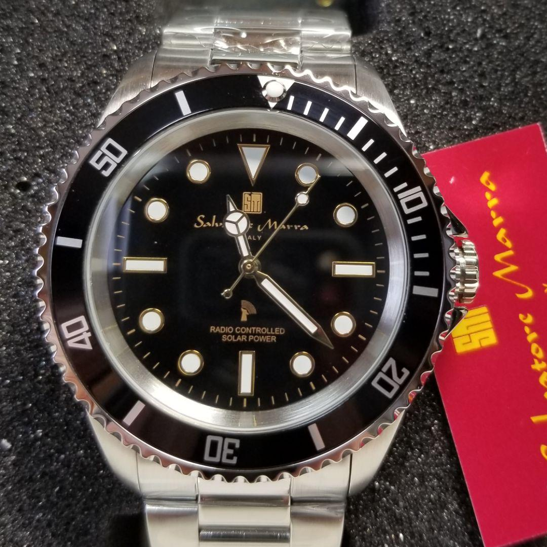 2a9eb96275 メルカリ - 【限定モデル】 電波ソーラー 腕時計 、ダイバーズウォッチ ...