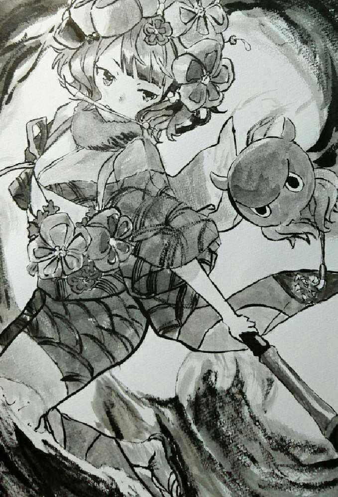 メルカリ Fgo 葛飾北斎 イラスト アート写真 2000 中古や未