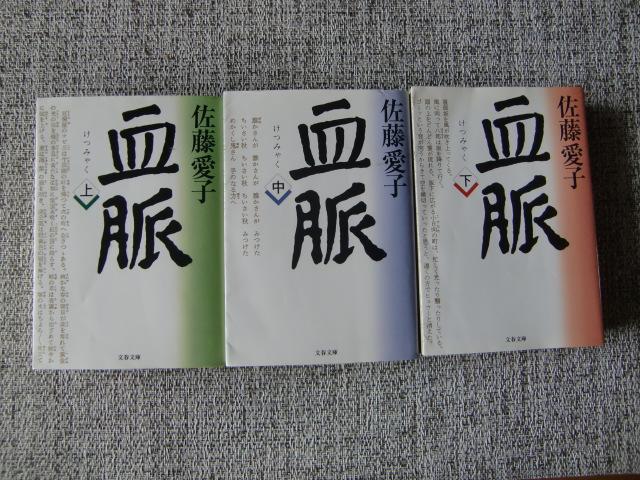 メルカリ - 佐藤愛子 「血脈」上中下 文春文庫・2005年初版 【文学 ...