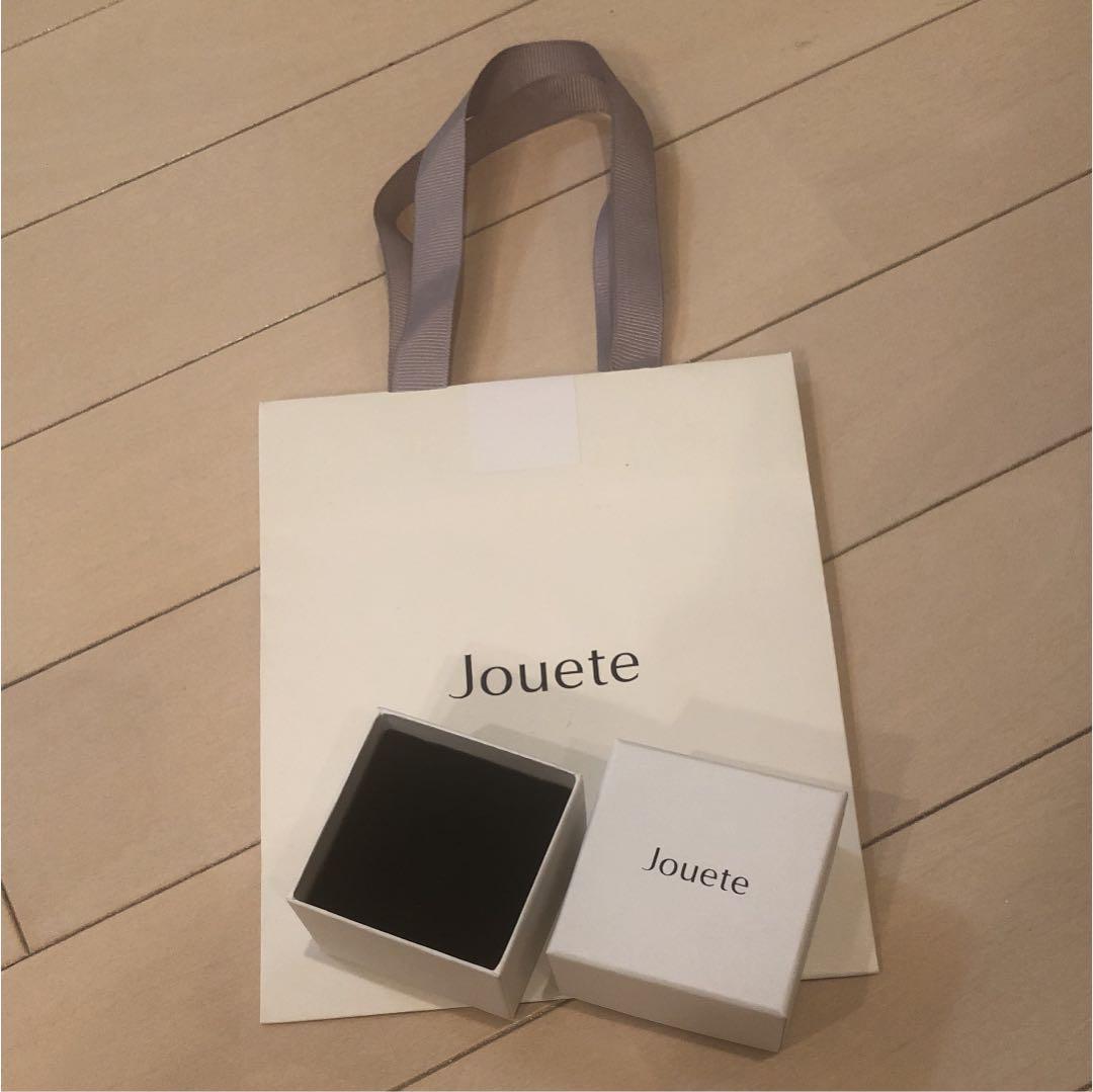 jouete アクセサリー Box 紙袋(¥650) , メルカリ スマホでかんたん フリマアプリ