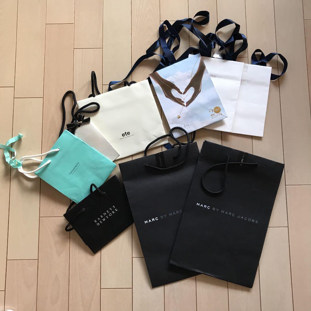 アクセサリーブランド ショップ袋 紙袋(¥1,000) , メルカリ スマホでかんたん フリマアプリ