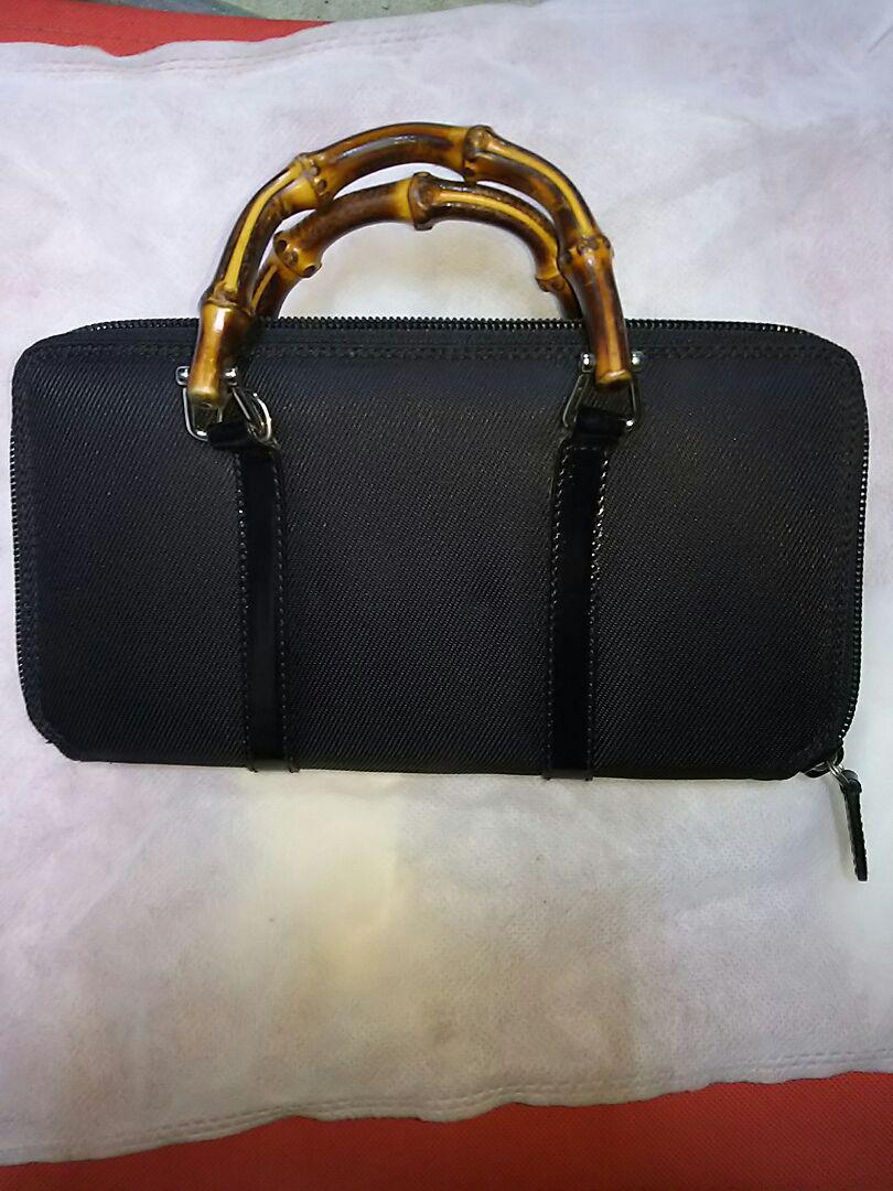 new arrival 48a8e 12f9d GUCCI バック 財布 バッグ バンブー グッチ(¥15,400) - メルカリ スマホでかんたん フリマアプリ