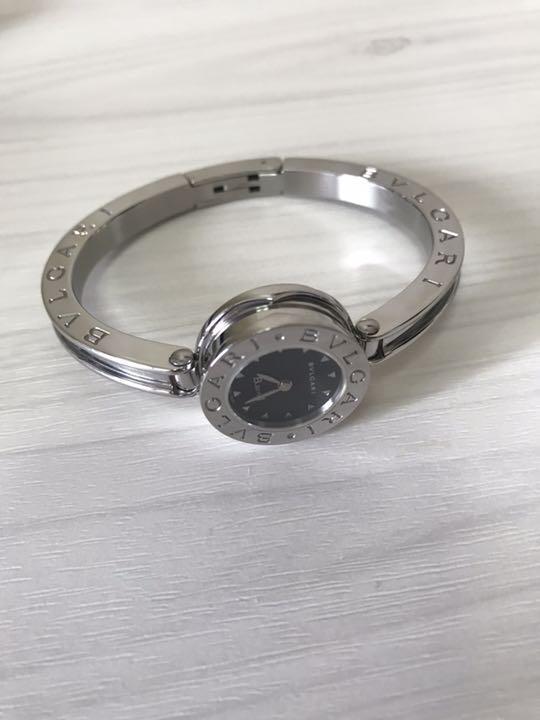 buy popular b8a75 ccc8e BVLGARI ビーゼロワン腕時計 B zero 1(¥40,000) - メルカリ スマホでかんたん フリマアプリ