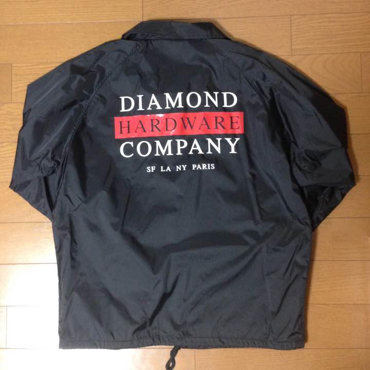 GADORO着用 ダイヤモンドサプライ コーチジャケット(¥22,000) メルカリ スマホでかんたん フリマアプリ