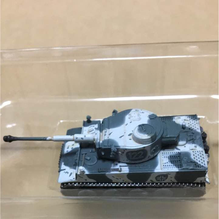 メルカリ - 1/144 タイガーI 極初期型 第502重戦車大隊 【模型 ...