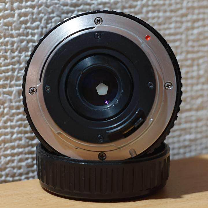 【完動品】COSINA MC COSINON-W 28mm f2 8 Kマウント(¥5,800) - メルカリ スマホでかんたん フリマアプリ