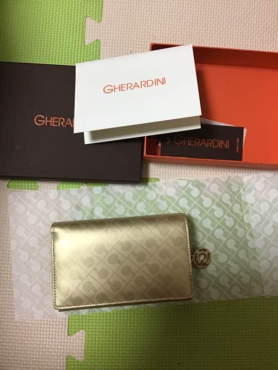 ce738f4058f3 メルカリ - 新品Gherardini(ゲラルディーニ) ウォレット レディース 財布 ...
