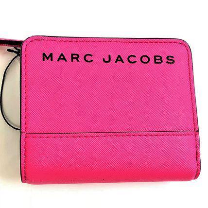 0e3764d79e32 メルカリ - MARC JACOBS マーク ジェイコブス 財布 M0015163 ピンク ...