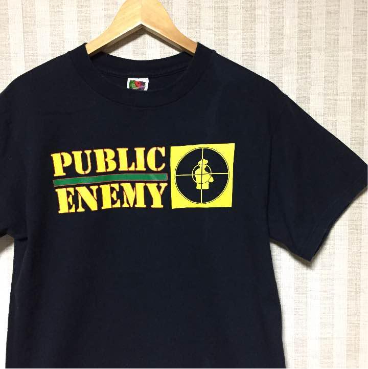 メルカリ - 90s 00s パブリックエナミー Tシャツ 黒 ビンテージ 古着 ...