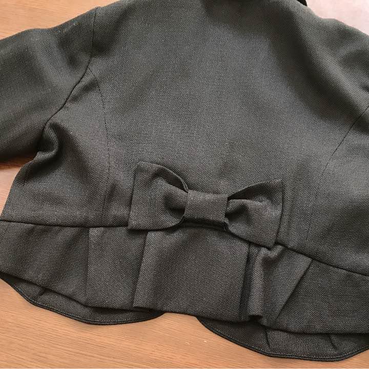 65b449b78ccff メルカリ - A CAN B 入学式 ジャケット M エーキャンビー キッズ 女の子 ...