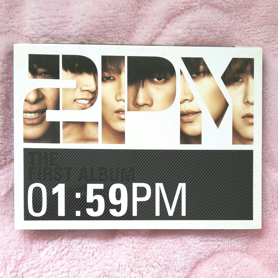 メルカリ - 2PM 1stアルバム 01 ...