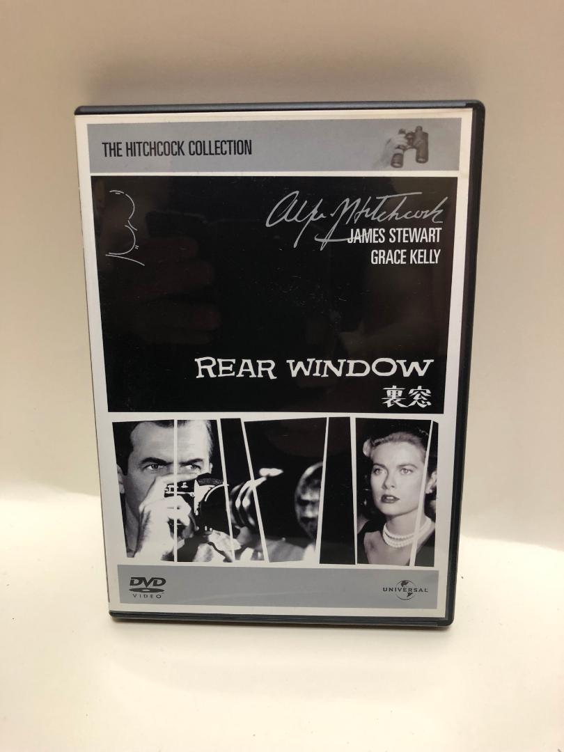 映画 裏窓