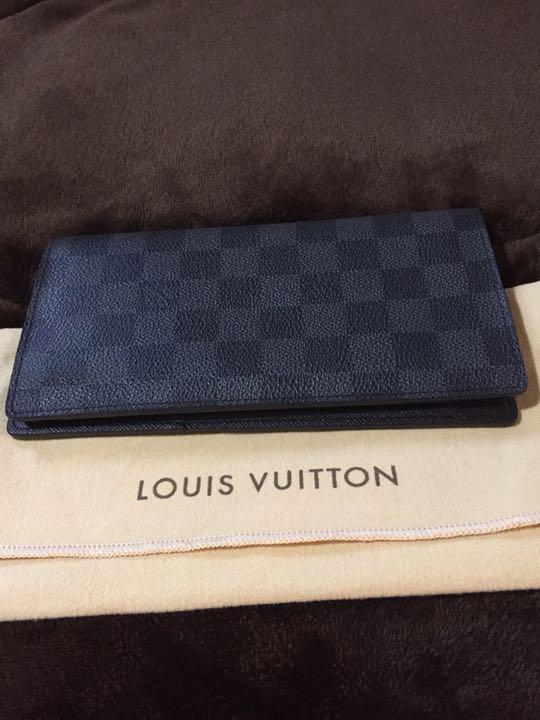 on sale 9e632 d6ebf ルイヴィトン ダミエ LOUIS VUITTON 長財布 サイフ(¥48,500) - メルカリ スマホでかんたん フリマアプリ
