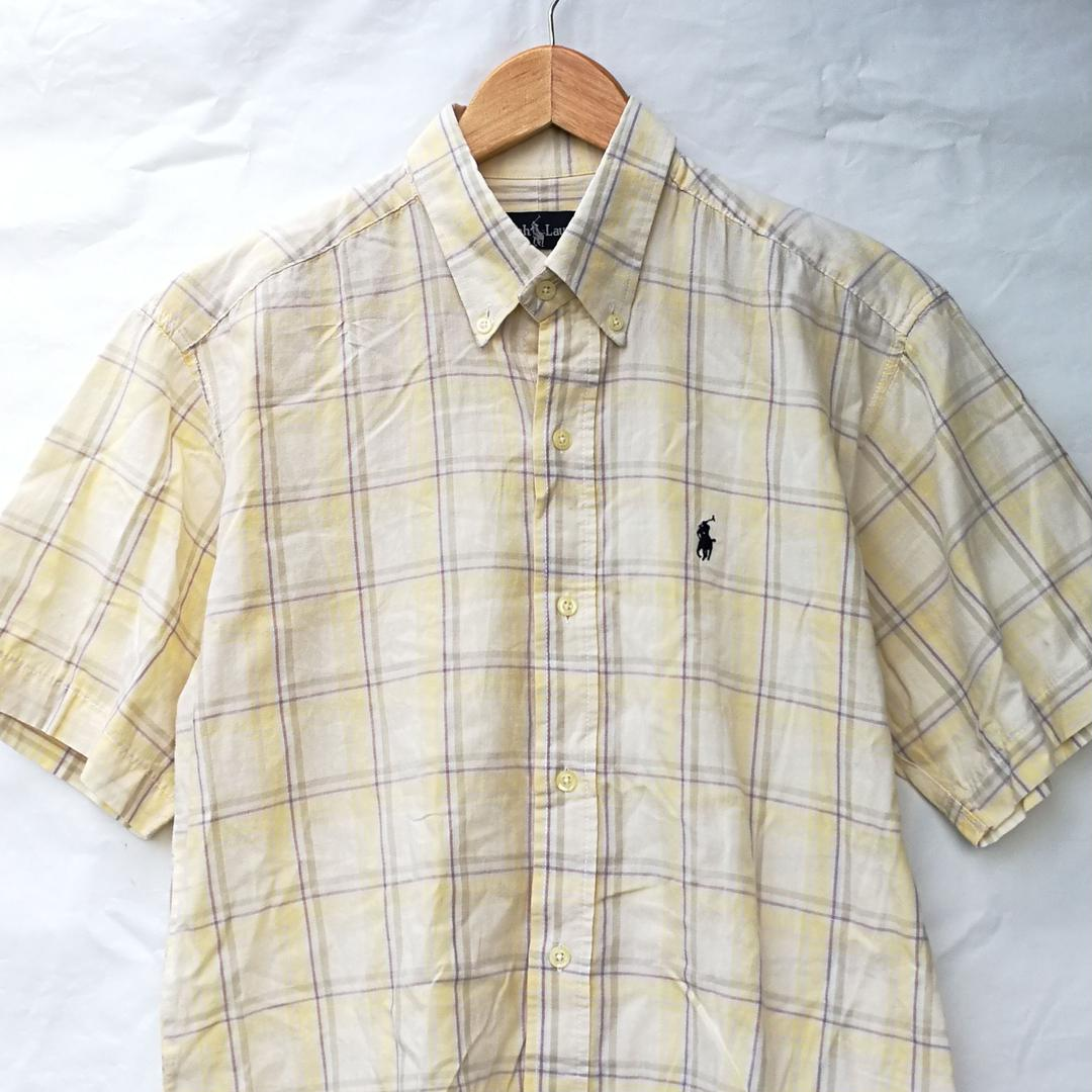 5c3d692351806 メルカリ -  Ralph Lauren  半袖シャツ  ラルフ ローレン  (¥2