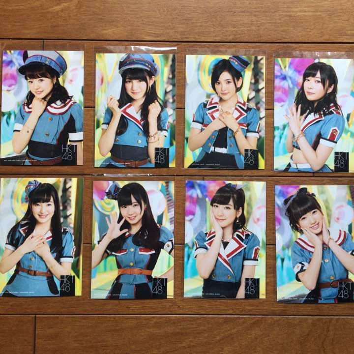 メルカリ - HKT48 12秒 劇場盤 生写真 コンプ 【アイドル】 (¥3,000 ...