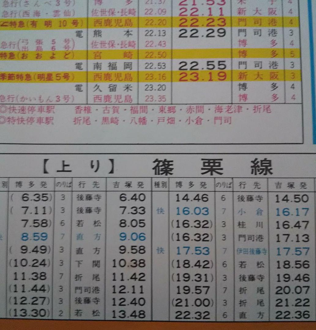 長崎 駅 時刻 表
