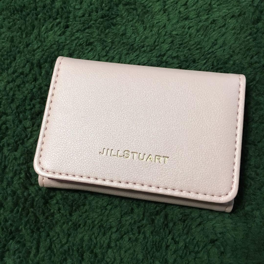 1d76b96d850d メルカリ - JILLSTUART ジルスチュアート 三つ折り財布 新品未使用 ...