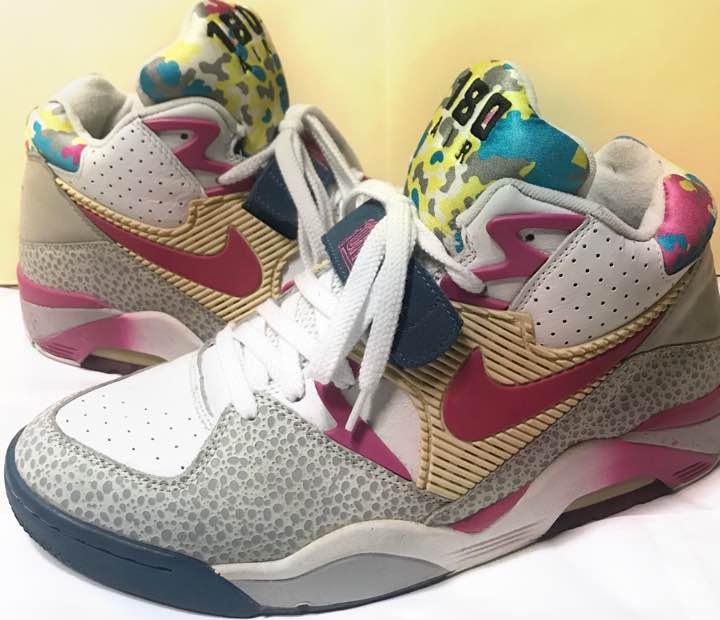 low cost 2797d 1cbac NIKE AIR FORCE 180 「UNION」
