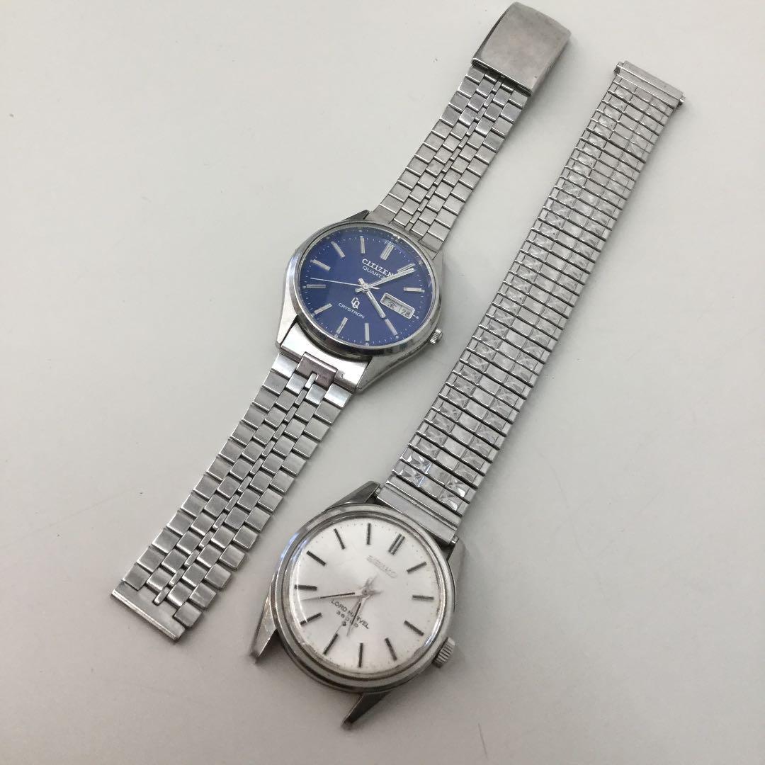 purchase cheap 248ac 69055 SEIKO CITIZEN セイコー シチズン 腕時計 ジャンク セット(¥ 4,000) - メルカリ スマホでかんたん フリマアプリ