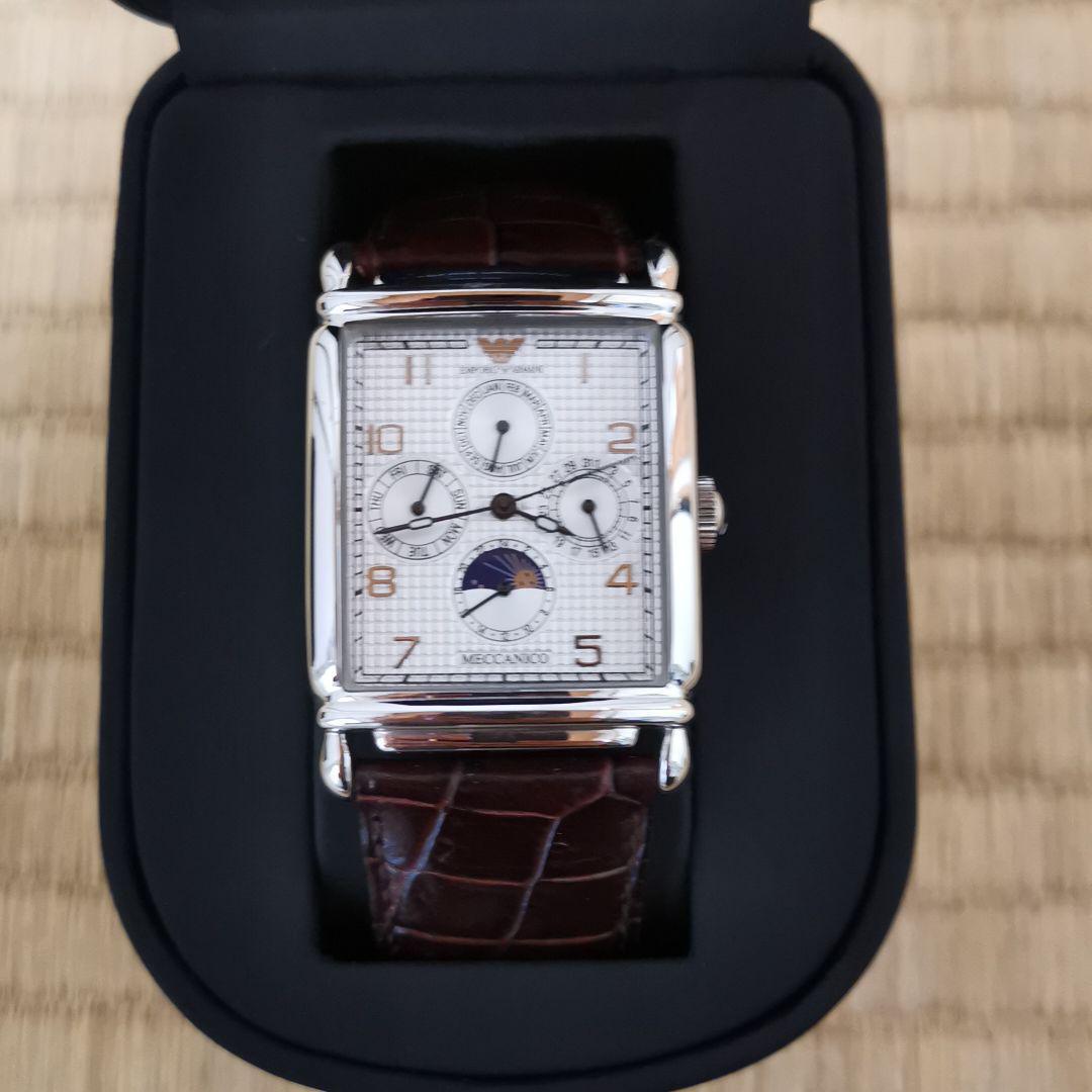 buy online eaaa8 b6dac メンズ 腕時計 エンポリオ・アルマーニ AR4215(¥15,980) - メルカリ スマホでかんたん フリマアプリ