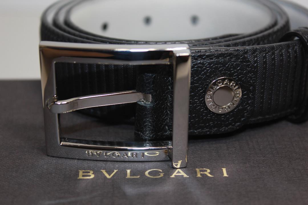 the latest 13c70 6020d 未使用品 ブルガリ BVLGARI メンズ ベルト 黒 箱 保存袋付(¥27,600) - メルカリ スマホでかんたん フリマアプリ