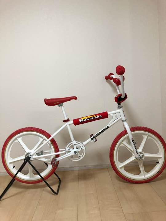 kuwahara 自転車