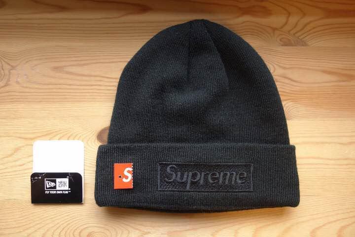 fa15d1f4f5b メルカリ - Supreme New Era Tonal Box Logo Beanie 黒  ニットキャップ ...