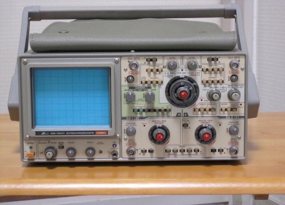 メルカリ - 岩通 シンクロスコープ (オシロスコープ) SS-6611 60MHz ...
