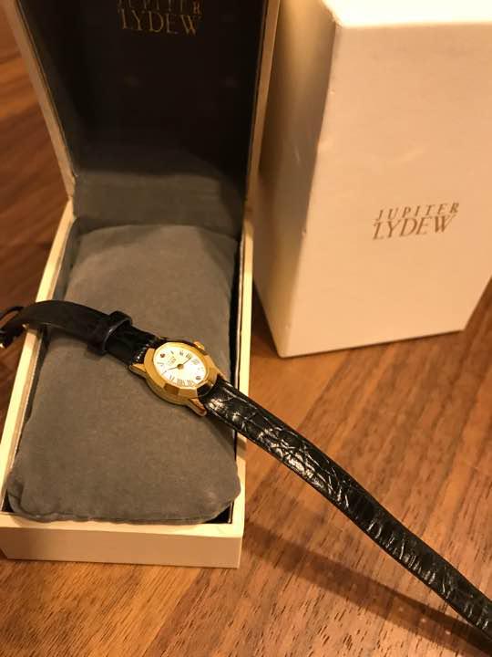 7dc1c86fa6b7 メルカリ - ジュピター 腕時計 【レザーベルト】 (¥30,000) 中古や未使用 ...