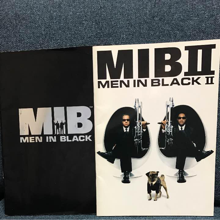 2 ブラック メン イン