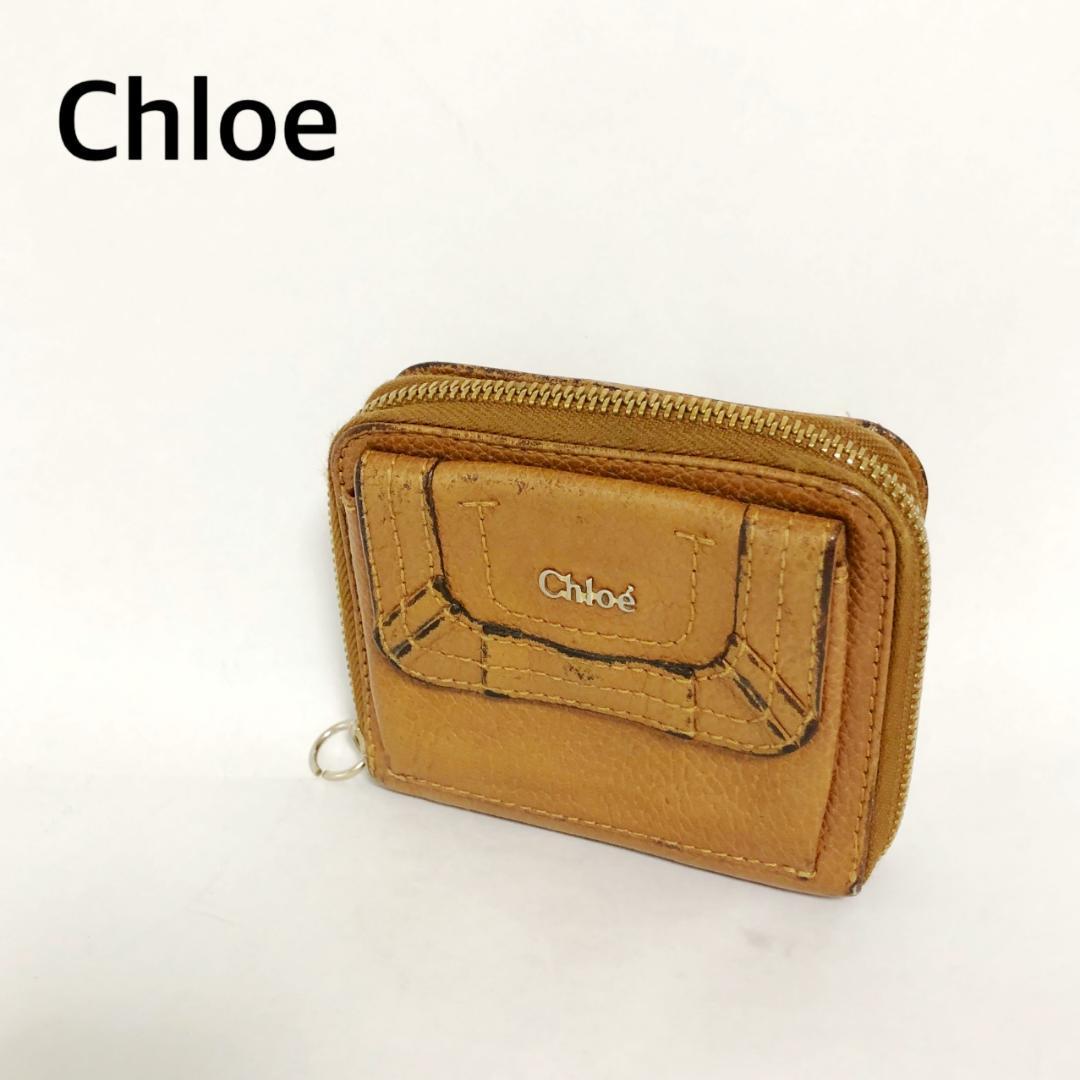 sports shoes 21382 c1f27 Chloe クロエ 折り財布 折りたたみ ブラウン(¥400) - メルカリ スマホでかんたん フリマアプリ