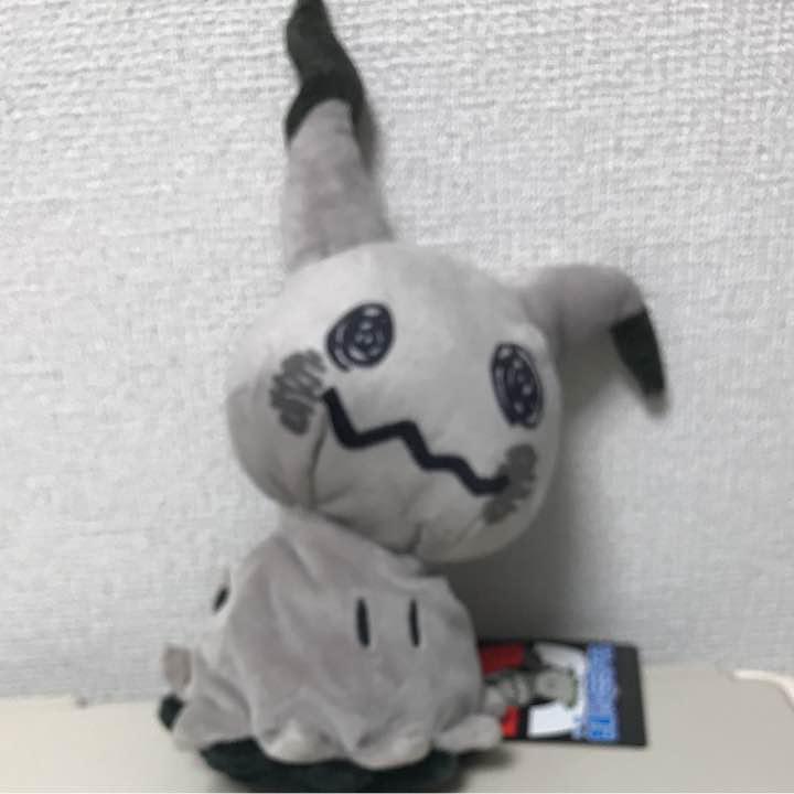 ポケモン ぬいぐるみ 色違いのミミッキュ(¥1,200) , メルカリ スマホでかんたん フリマアプリ
