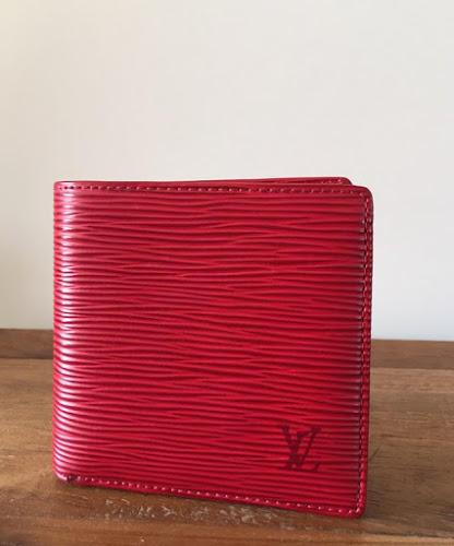 release date: 6433c 6b823 最終値下げLouis Vuitton ポルトフォイユ・マルコ エピ 折り財布(¥17,300) - メルカリ スマホでかんたん フリマアプリ