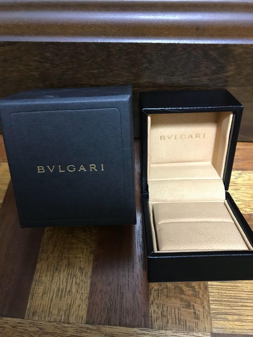 cheap for discount ac4a9 b10f4 ブルガリ BVLGARI 指輪ケース(¥1,380) - メルカリ スマホでかんたん フリマアプリ