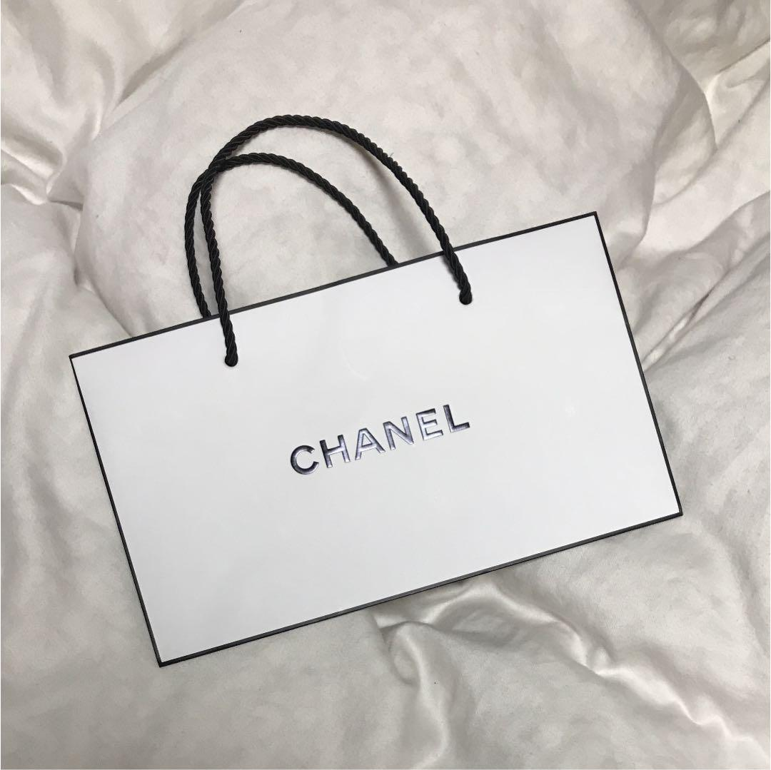 63ab47c3383d メルカリ - CHANEL シャネル ショッパー ショップ袋 【シャネル】 (¥300 ...