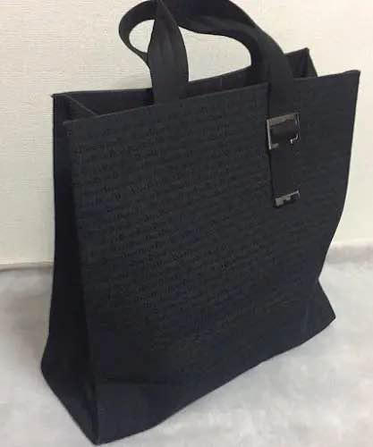 check out 698d2 2eacb Dior Homme トートバッグ 美品 ジャガード柄(¥17,000) - メルカリ スマホでかんたん フリマアプリ