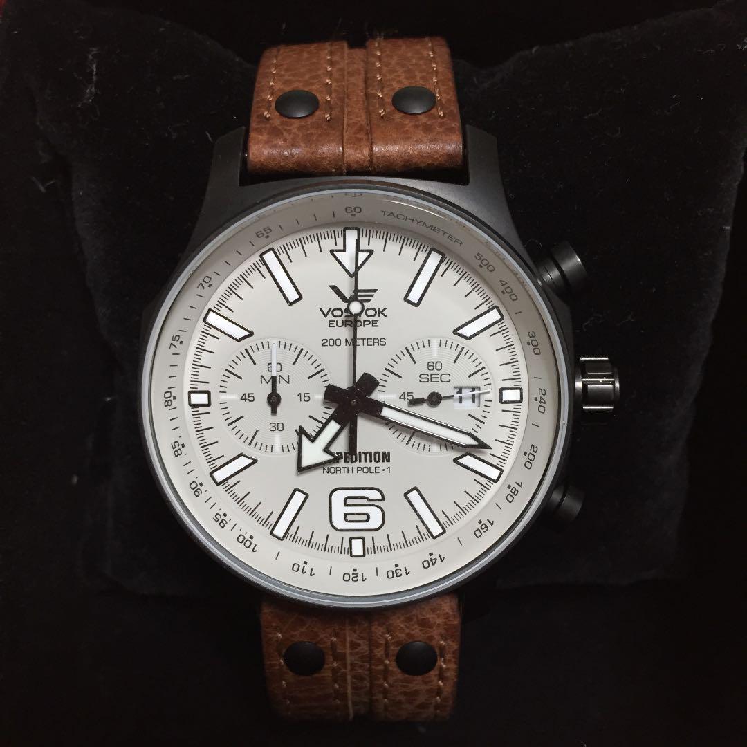 newest e6ef8 fbb12 ボストークヨーロッパ 腕時計(¥38,000) - メルカリ スマホでかんたん フリマアプリ